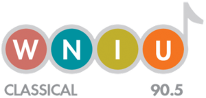 WNIU - Image: WNIU CLASSICAL90.5 logo