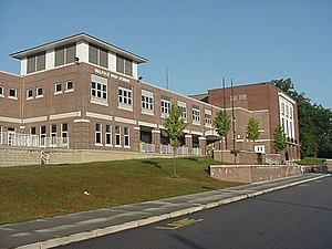 Walpole, Massachusetts - Walpole High School, which is one of two public high schools in Walpole.
