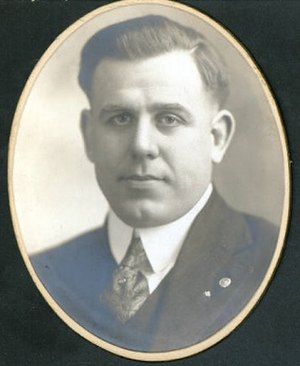 Walter H. Albaugh - 1922 or 1923