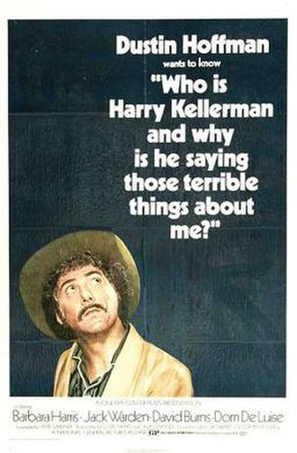 Who Is Harry Kellerman and Why Is He Saying Those Terrible Things About Me? - Image: Who Is Harry Kellerman poster