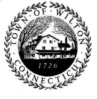 Wilton, Connecticut - Image: Wilton C Tseal