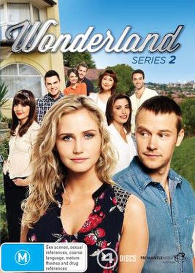Picture of a TV show: Wonderland (au)