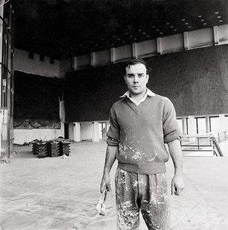 Yves Klein - Image: Yves Klein