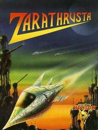 Zarathrusta - Image: Zarathrusta cover