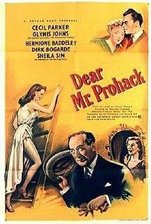 <i>Dear Mr. Prohack</i> 1949 film by Thornton Freeland