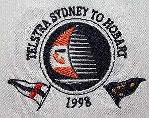 1998 Sydney to Hobart Yacht Race - Image: 1998 Sydney to Hobart Yacht Race logo