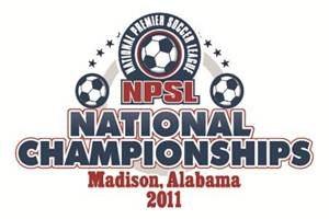 2011 NPSL season - Official 2011 NPSL Championship logo