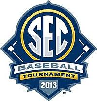 2013 southeastern conference baseball tournament wikipedia