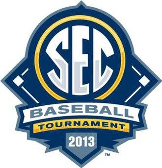 2013 Southeastern Conference Baseball Tournament -