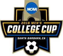 2018 NCAA DI Mens Soccer College Cup