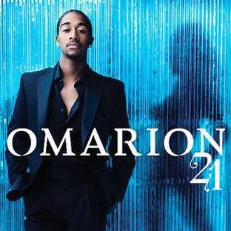 21 (Omarion album) - Image: 21 Omarion
