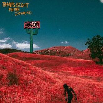 Travis Scott featuring Future and 2 Chainz - 3500 (studio acapella)