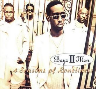Boyz II Men — 4 Seasons of Loneliness (studio acapella)