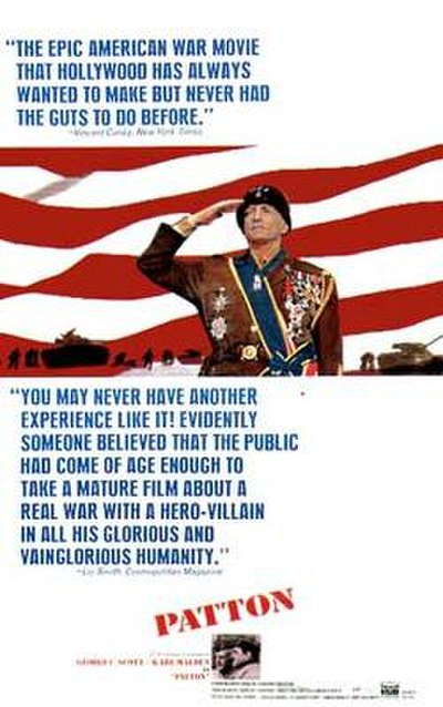Picture of a movie: Patton