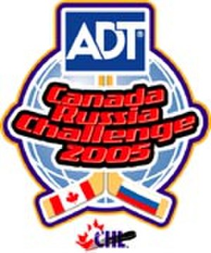 CHL Canada/Russia Series - Image: ADT Challenge