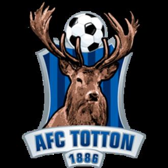 A.F.C. Totton - Image: AFC Totton
