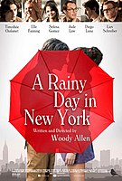 Picture of a movie: A Rainy Day In New York