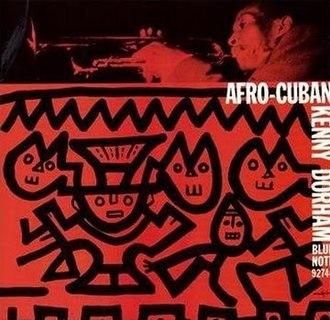 Afro-Cuban (album) - Image: Afro Cuban (album)