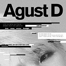 Agust D Wikipedia