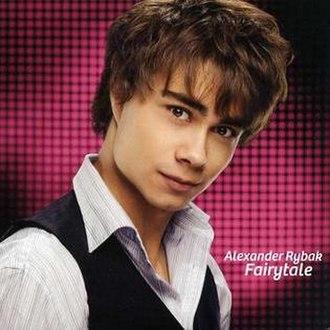 Fairytale (Alexander Rybak song) - Image: Alexander fairytale