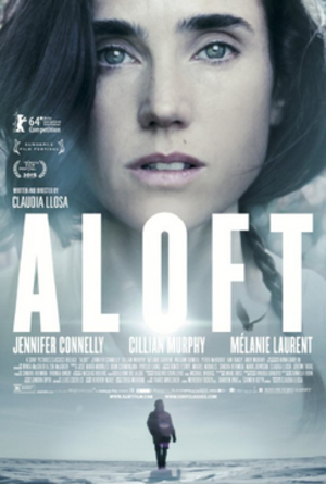 Aloft (film) - Theatrical release poster