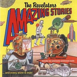 Amazing Stories (album) - Image: Amazing Stories (AU) by The Revelators