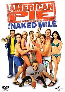 American Pie Naked Mile Locker Room