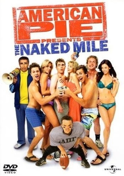 Picture of a movie: American Pie Presents: The Naked Mile
