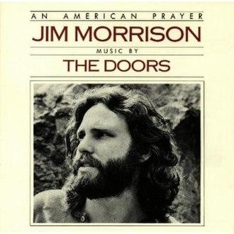 An American Prayer - Image: An American Prayer
