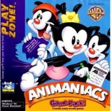 animaniacs game pack wikipedia