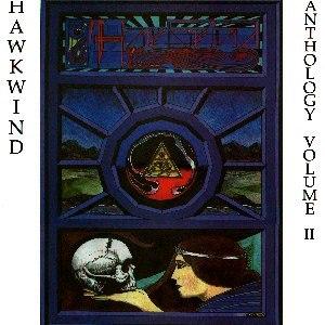 Hawkwind Anthology - Image: Anthology Volume II Hawkwind