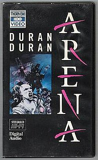 <i>Arena (An Absurd Notion)</i> 1985 video by Duran Duran