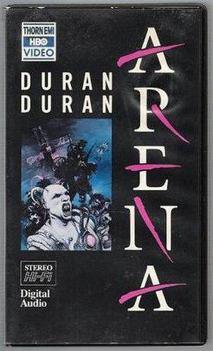 Arena (An Absurd Notion) - Image: Arena,Duran Duran,VH Sbox