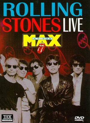 Stones at the Max - Theatrical release poster
