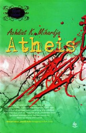 Atheis - Cover of the 32nd printing
