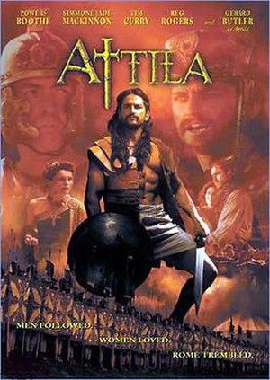 Attila (miniseries) - Image: Attila TV Miniseries