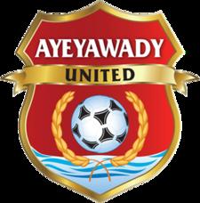 Ayeyawady United F C  - Wikipedia