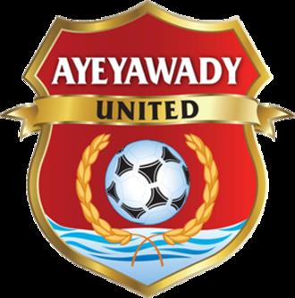 Ayeyawady United F.C. - Image: Ayeyawady United logo