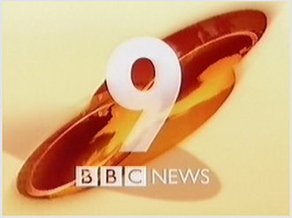 BBC Nine O'Clock News - Final title sequence, 1999-2000