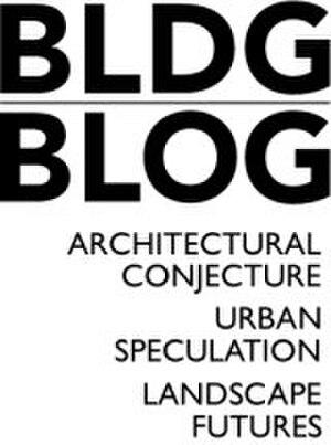 BLDGBLOG - Image: BLDGBLOG (logo)