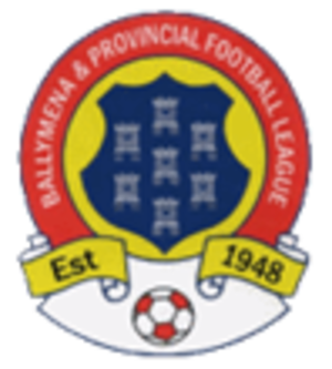 Ballymena & Provincial Football League - Image: Ballymena & Provincial League badge