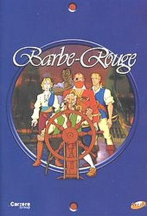 Redbeard (comics) - Barbe-Rouge DVD cover.