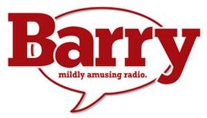 Barry (radio) - Image: Barry Radio Logo