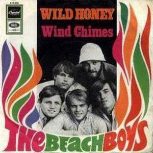 Wild Honey (The Beach Boys song) - Image: Beach Boys Wild Honey (single)