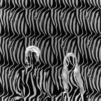 Zebra (Beach House song) - Image: Beach House Zebra Artwork