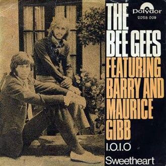 I.O.I.O. - Image: Bee Gees IOIO