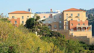 Hospital in Metn District, Lebanon