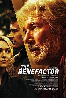 <i>The Benefactor</i> (2015 film)