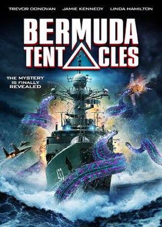 Bermuda Tentacles - DVD cover