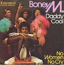 Boney M. — Daddy Cool (studio acapella)
